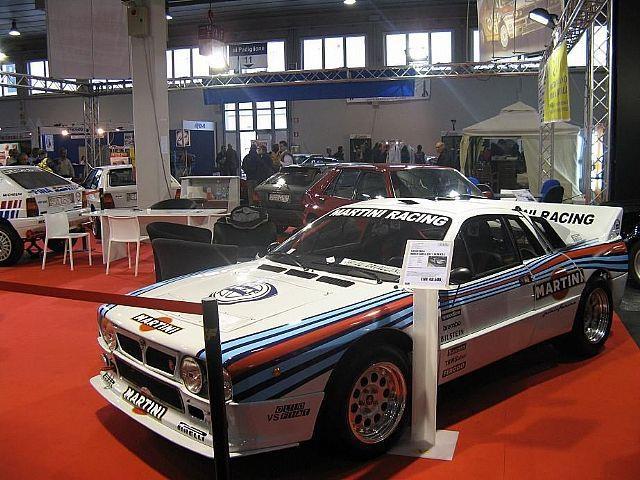 Realizziamo Repliche Lancia 037