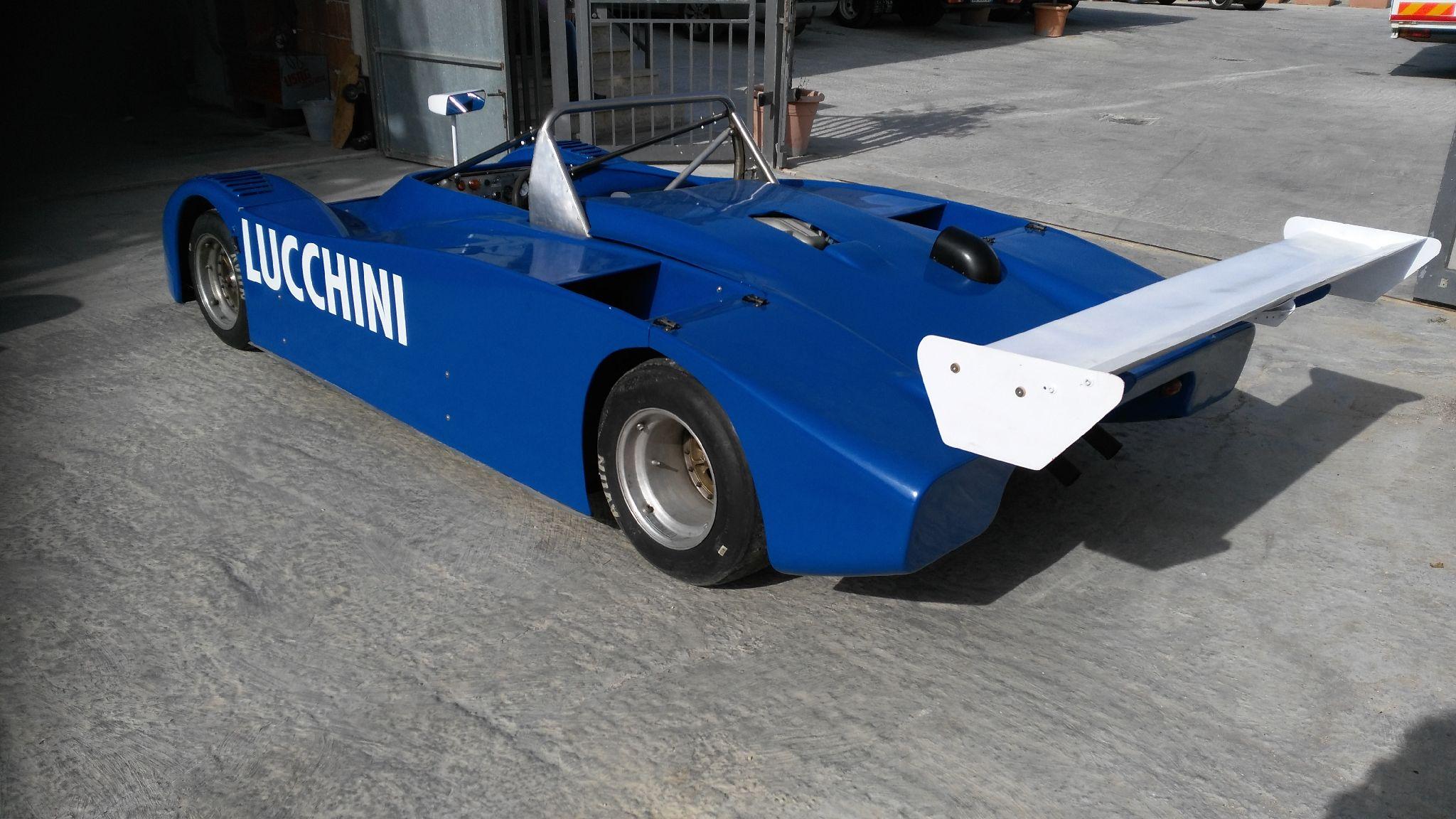 LUCCHINI S282 Alfa Romeo 2.5 V6