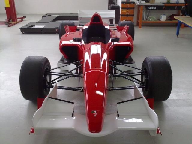 Formula 3000 LOLA B99/50 Upgrade K06 Rolling Chassis