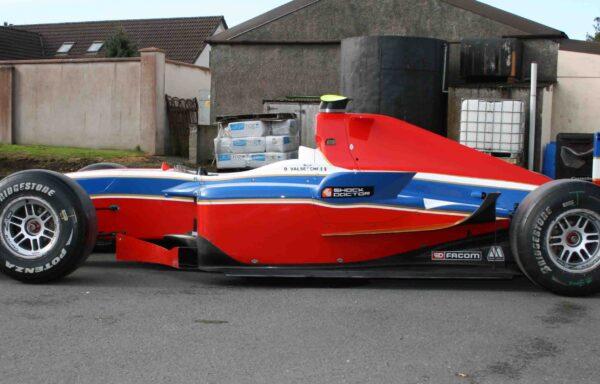 Cerchi Dallara GP2 2005