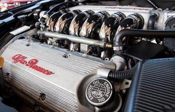Motore Alfa Romeo 3.0 V6 12v e 24v completo